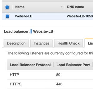 AWS EC2, Elastic Load Balancers, and CloudFlare – MadisonBahmer com